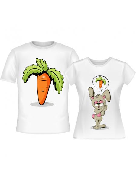 Зайка и Морковка