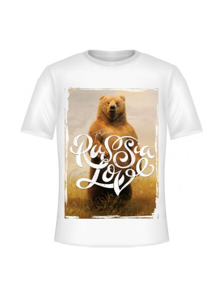 Медведь из России с любовью