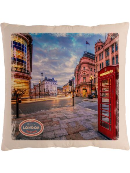Подушка с фотографией Лондон