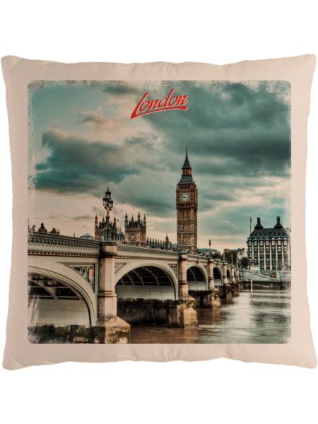 Подушка с фотографией Лондон 2