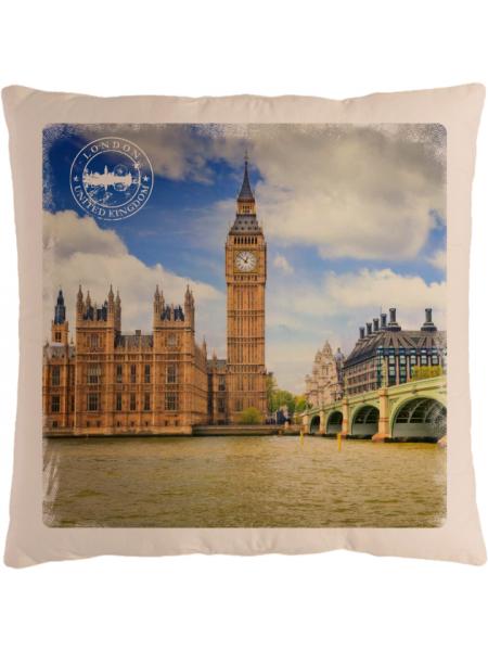 Подушка с фотографией Лондон 4