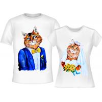 Жених и невеста (кошки)